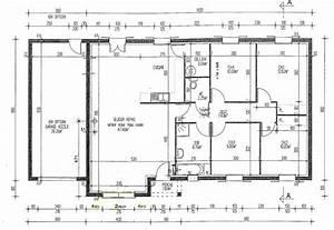 Plan De Maison 2d   House Drawing   Autocad 2   Archicad
