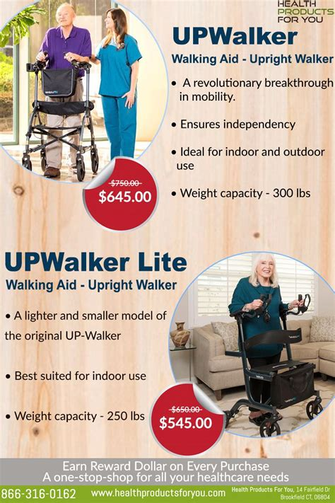 upwalker posture walking upright poor aid walker dementia healthproductsforyou instability