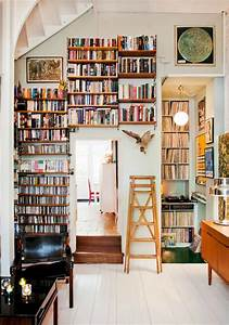 60, Cool, Ideas, Vintage, Library, At, Home