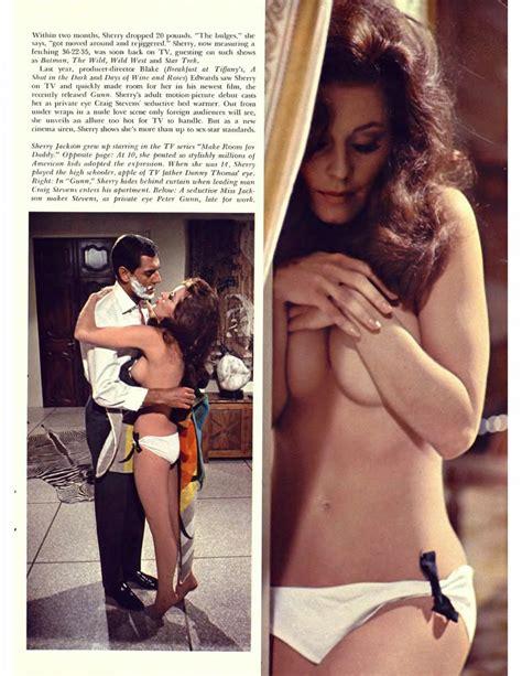 Jackson nackt Sherry  Sherry Jackson