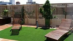 kunstrasen fur balkon terrasse oder garten tolle With balkon teppich mit tapete aus eigenen fotos