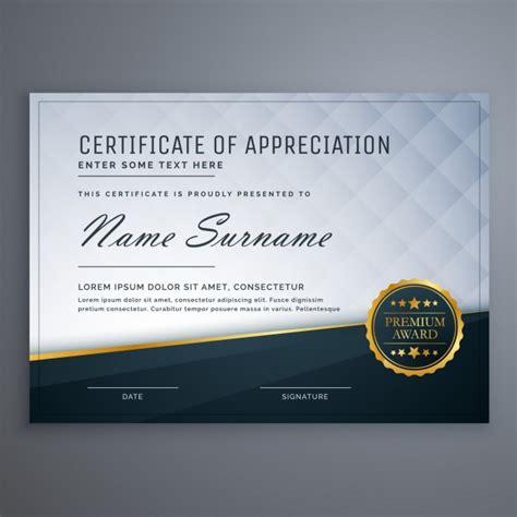 diploma elegante descargar vectores gratis