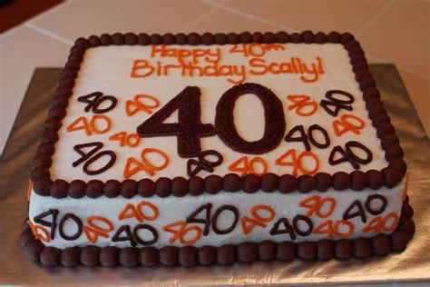 40th birthday cakes for men birthday cake cake ideas by