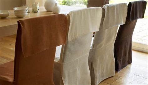 housse de chaise casa des housses de chaise pour un nouveau décor