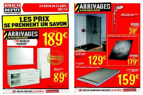 Catalogue Brico Depot Douche Salle Bain Septembre 2013 Page 1