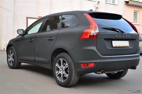 volvo xc60 black matte black volvo xc60 in russia autoevolution