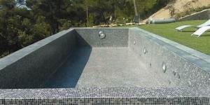 Prix Piscine Beton : construire sa piscine en beton piscine bois pas cher ~ Nature-et-papiers.com Idées de Décoration