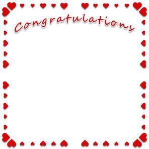 congratulations borders congratulation border clip art