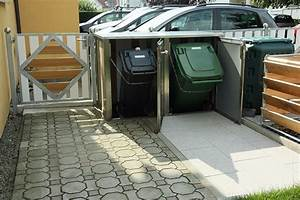 Müllbox Selber Bauen : m lltonnenbox aus edelstahl bauen maschinenbau feld ~ Lizthompson.info Haus und Dekorationen