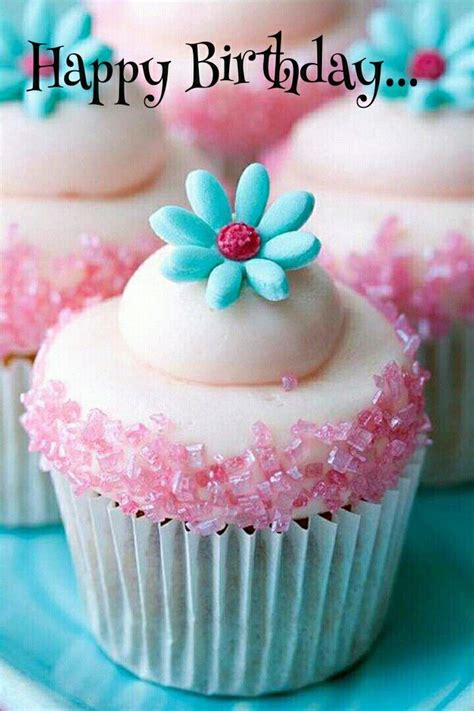 Birthday Cupcake Images Quotes Birthday Hbd Wishes Cupcakes Cake