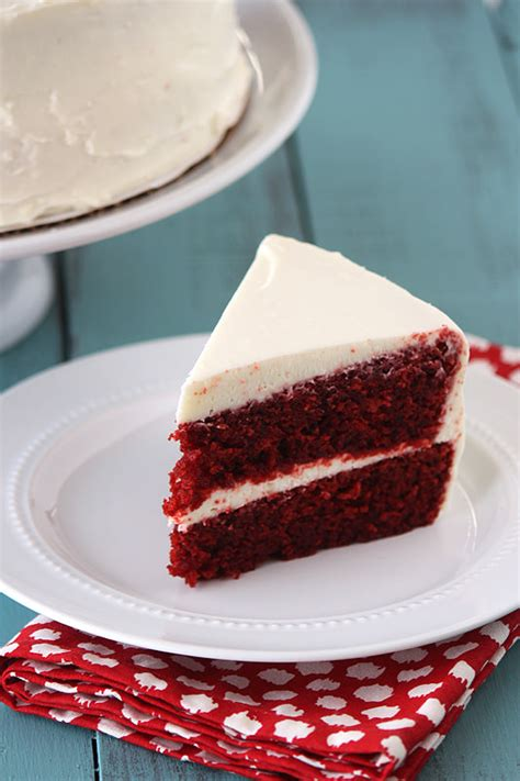 red velvet cake handle  heat