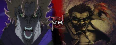 Wassboss/the Best Vampire Battle In Za Warudo
