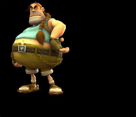 asterix obelix xxl  mission las vegum details