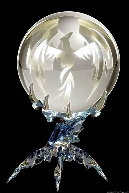 Crystal Ball Osmium Iridium Crystals Sell Money