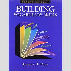 Building Vocabulary Skills  Import It All