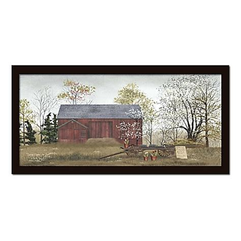 country house and barn canvas wall art bed bath beyond