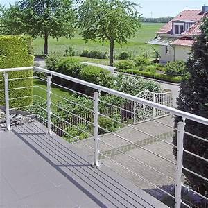 treba frewa gelanderset ag2 oberbodenmontage aluminium With garten planen mit aluminium geländer balkon