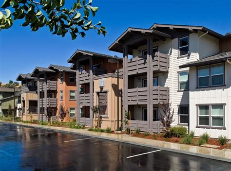 Affordable Apartment Homes  Morgan Hill, Ca  Ktgy Architects