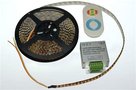led band 5m warmweiß led band 5m 120 x 3528 smd batterie ecke