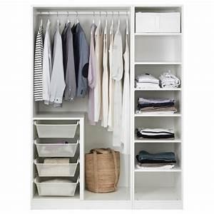 Ikea Pax Eckelement Neu : pax kleiderschrank wei bergsbo wei ikea ~ Watch28wear.com Haus und Dekorationen