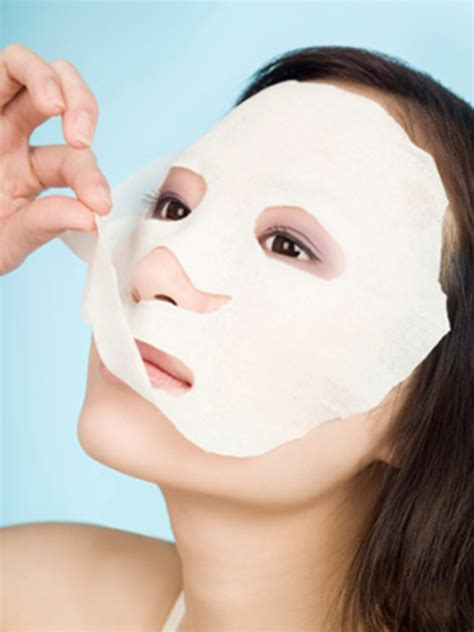 mask sheet the correct way to use sheet masks to get better skin