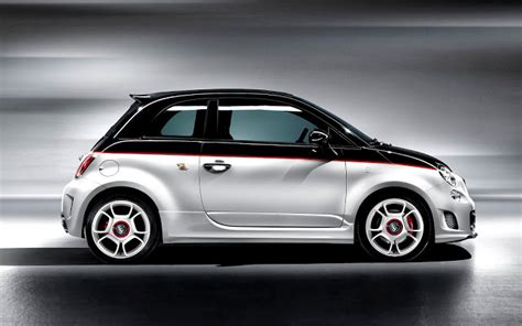 Fiat 500 Abarth Wallpaper by Fiat 500 Abarth Black And White Walpaper