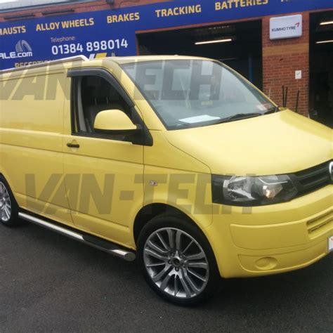 Van Wing Mirror Replacement by Vw T5 And T6 Door Handle Cover Set Carbon Fibre 3 Door