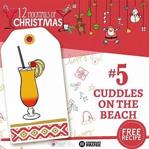 Nofasd Australia  12 Mocktails For Christmas