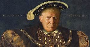 Donald Trump: A Modern Day Louis XIV