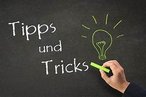 Tipps und tricks dampflounge hilden for Aufräum tipps und tricks