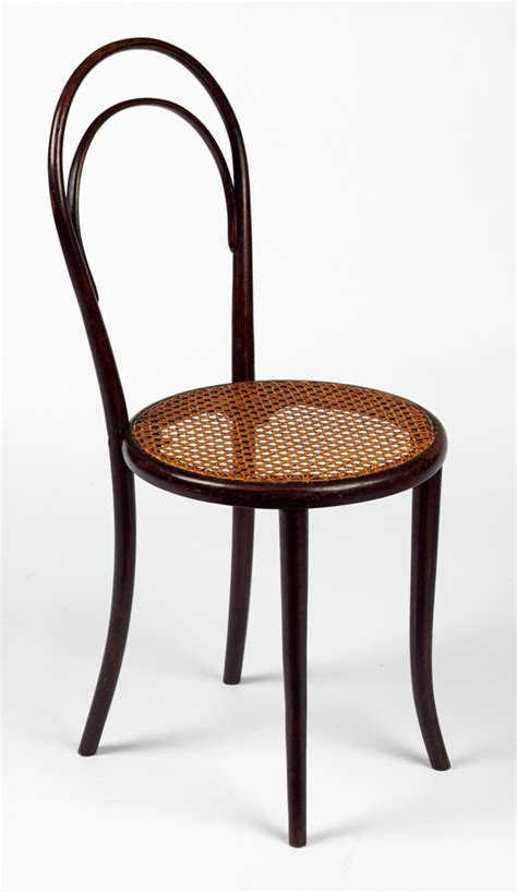 thonet chaise thonet and sons and albert museum