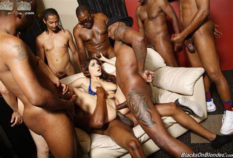 Small Spinner Angel Smalls Double Penetrated With Party Bbcs