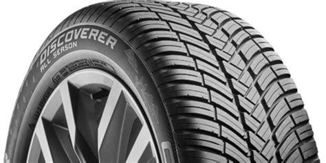 Cooper Discoverer All Season, The New All Season Tyre