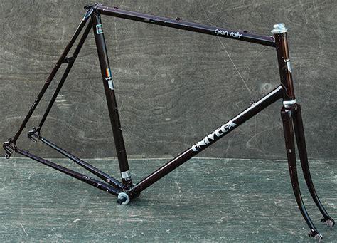 Vintage Lugged Steel Road Bike