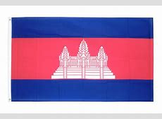 Cambodia 3x5 ft Flag 90x150 cm RoyalFlags