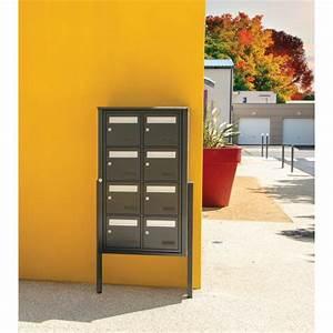 Passe Boite Aux Lettres : boite aux lettres design sur pied boite aux lettres boite ~ Dailycaller-alerts.com Idées de Décoration