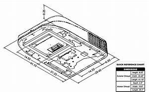 Coleman Mach 8 47224a879 Rv Rooftop Air Conditioner