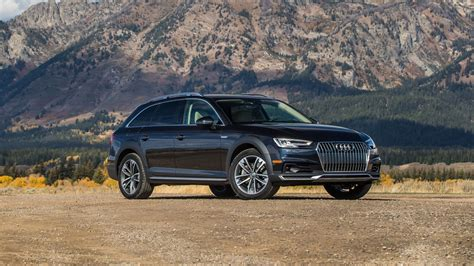Audi Allroad 2018 by 2018 Audi A4 Allroad Review Ratings Edmunds