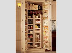 Framed Chef's Pantry WoodMode Fine Custom Cabinetry