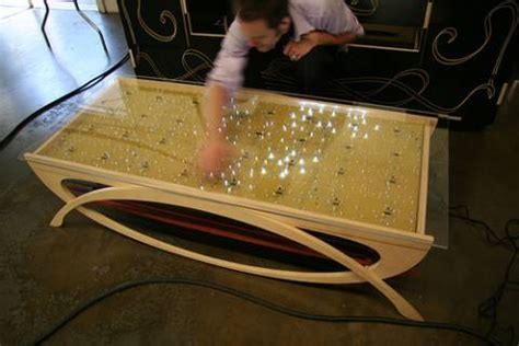An Led Coffee Table You Can Actually Buy Slashgear