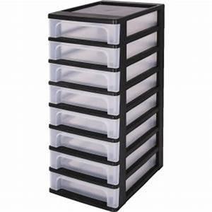 Boite Tiroir Plastique : rangement tiroir plastique pas cher comparer les prix avec ~ Teatrodelosmanantiales.com Idées de Décoration