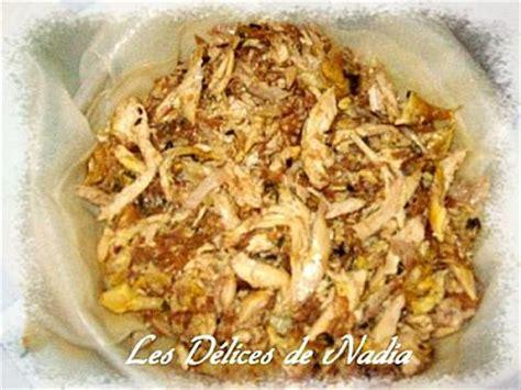 cuisine marocaine pastilla au poulet pastilla marocaine au poulet et amandes recettes faciles