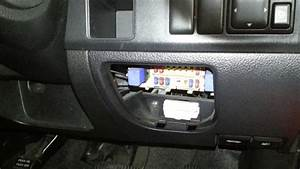2005 Nissan Note Fuse Box Location And Fuse Card