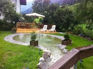 Garten Mit Teich : hundehotel sonja in s dtirol im ahrntal ~ Buech-reservation.com Haus und Dekorationen