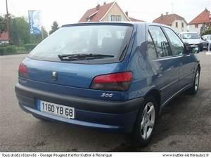 Peugeot 306 Occasion : peugeot 306 1 9 td symbio 1998 occasion auto peugeot 306 ~ Medecine-chirurgie-esthetiques.com Avis de Voitures