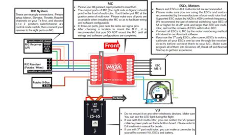 Naza Osd Wiring Diagram by Dji Naza Fc Page Has Links And Tips Page 515