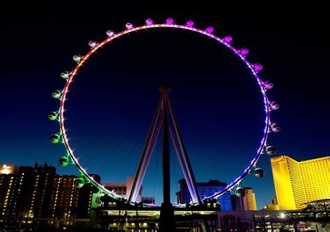 A Large Regular Las Vegas High Roller