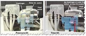 Water Fill Assembly On Bosch Sgs44e12eu