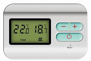 Digital 2 Wire Heat Only Thermostat    Programmable