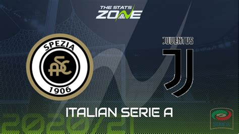 2020-21 Serie A – Spezia vs Juventus Preview & Prediction ...